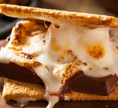 S'mores- Not Just For the Campfire Anymore