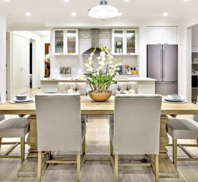 Dining at Home Makes a Comeback
