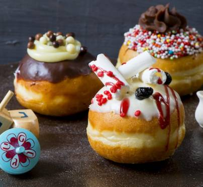 The Ultimate Chanukah Donut Crawl
