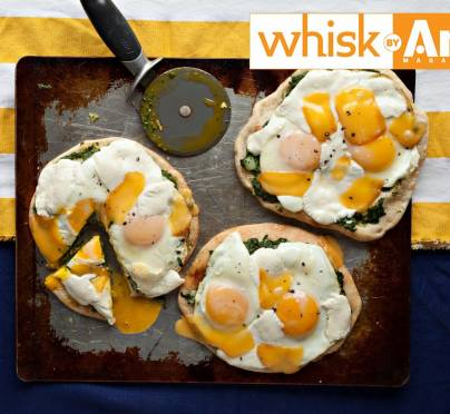 Rescue Breakfast with Whisk's Best Recipes