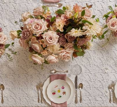 Reviving Family Heirlooms For Your Rosh Hashanah Table (+ Free Download)