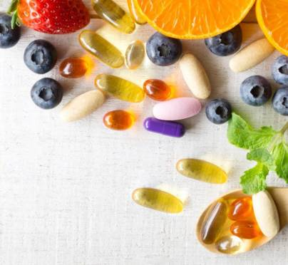 Take These Vitamins for Overall Well-Being