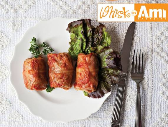 Bubby's Succulent Stuffed Cabbage