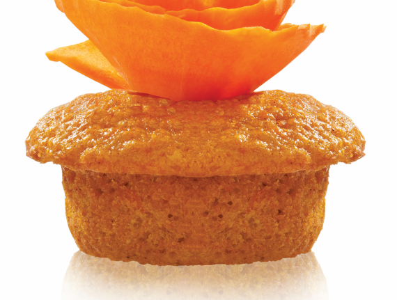 Simply Chic Carrot Muffins