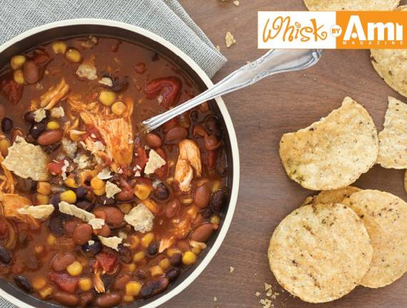 Chunky Chicken Taco Soup