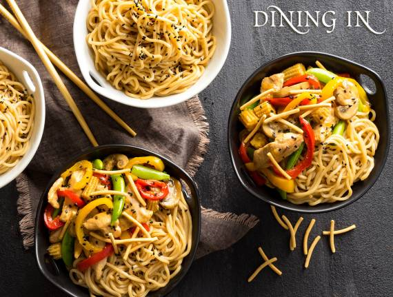 Chinese Sauteed Chicken and Vegetables