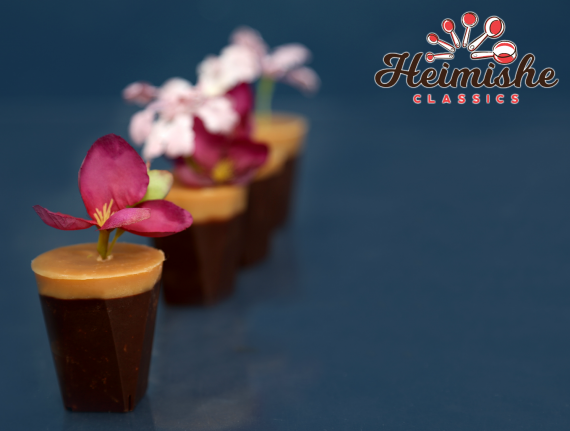 Flower Pot Chocolate Confections