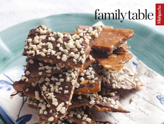 Cashew Brittle Bark