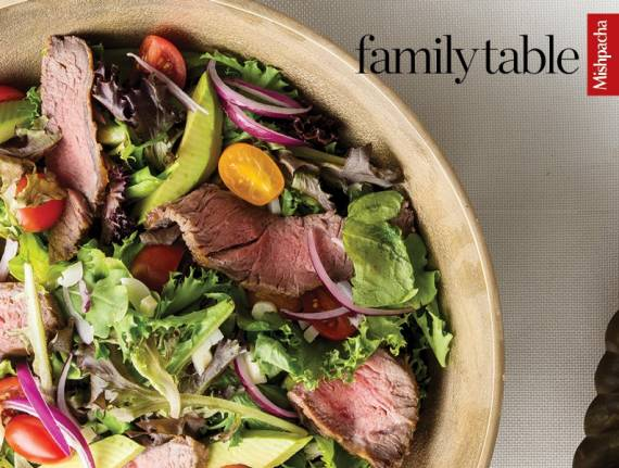 London Broil Salad