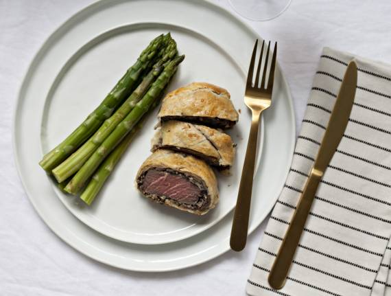 Chef it Up: Beef Wellington