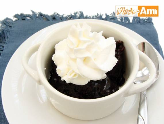Hot Fudge Pudding Pie