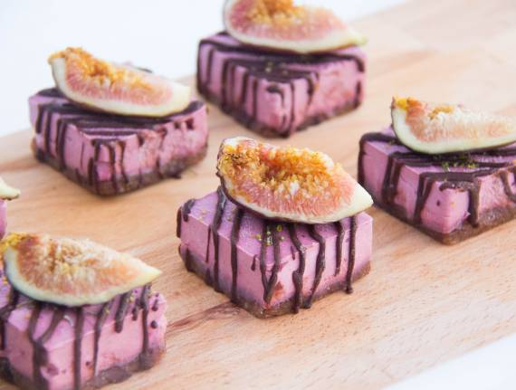 Fresh Fig Tarts