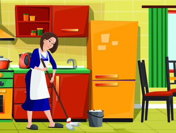 Pesach Made Possible: How to Kasher Your Kitchen for Passover