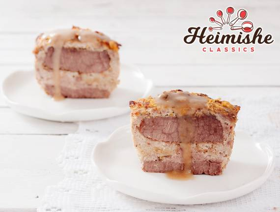 Layered Meat Pie