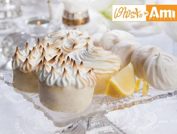 Lemon Meringue Ice Cream