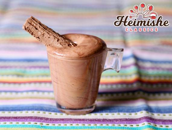 Mouthwatering Chocolate Cream