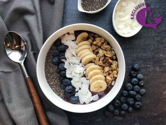Açaí Breakfast Bowl