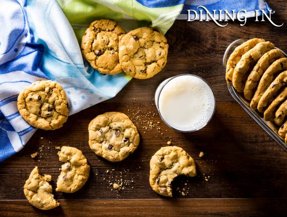 No-Margarine Chocolate Chip Cookies