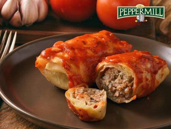 Traditional Stuffed Cabbage