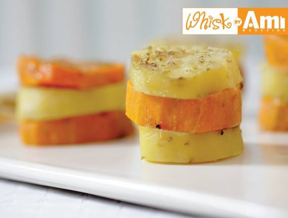 Potato and Sweet Potato Duets