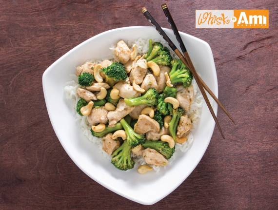 Quick and Easy Chicken and Broccoli Stir-Fry