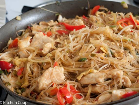 Quick Easy Pad Thai