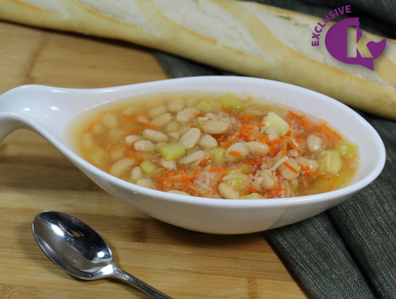 Vegetable Bean Soup