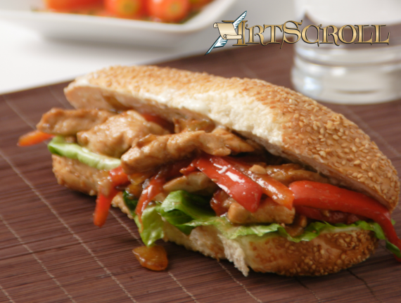 Sweet Chili Chicken Sandwich