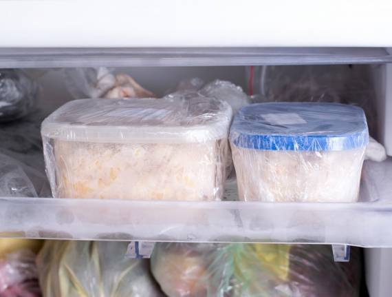 Make the Most of Your Freezer Real Estate