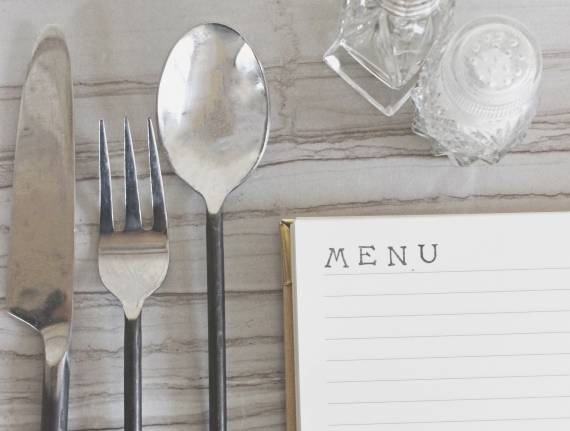 Plan Passover Meals with this Handy Menu Printable