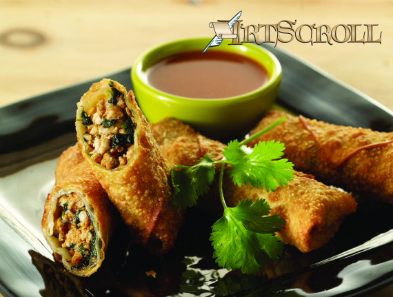 Turkey Taco Eggrolls