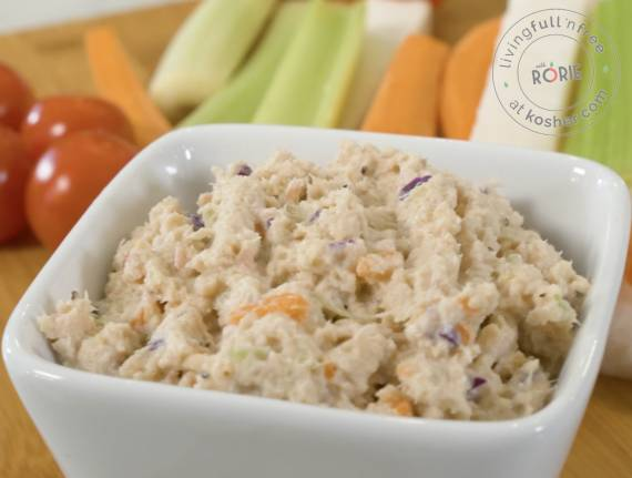 Creamy Tuna Salad