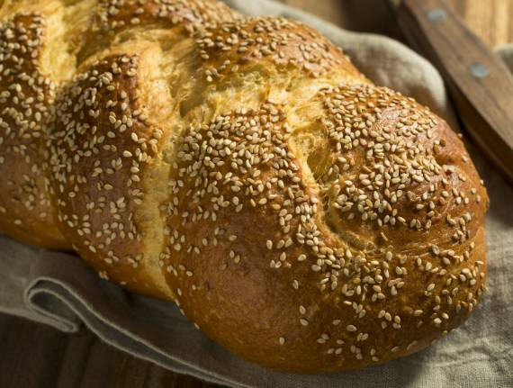 White Whole Wheat Challah