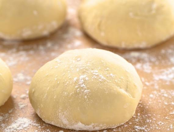 Whole Wheat or White Pizza Dough