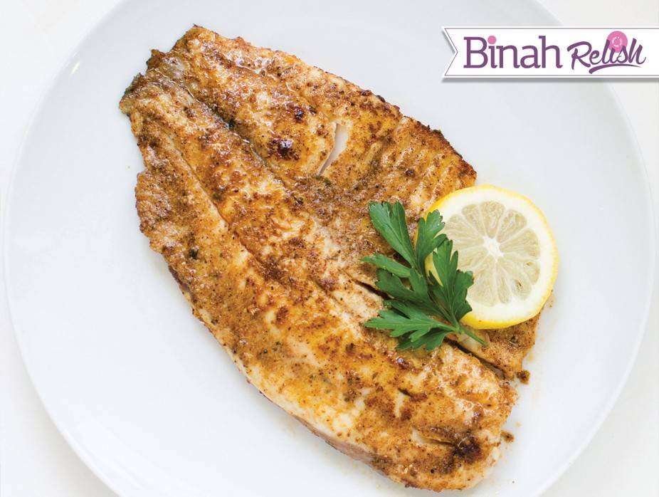 Tilapia Masala with Indian Spice