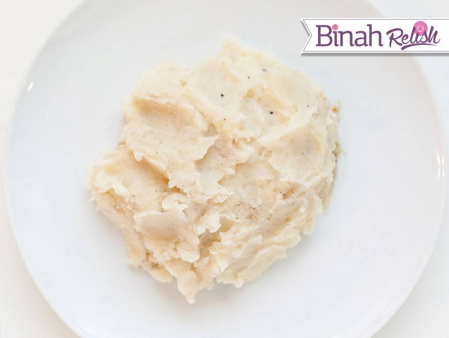 Parsnip and Browned Butter Mashed Potatoes
