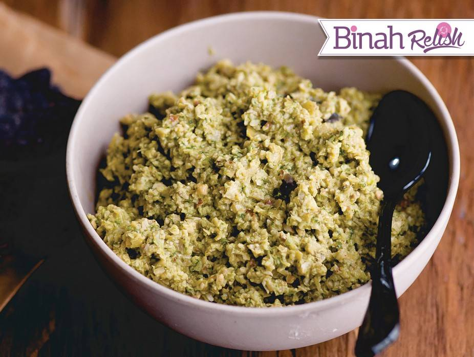 Almond Olive Tapenade