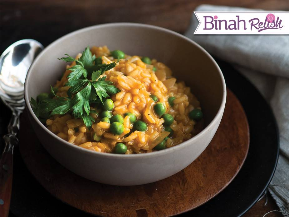 Classic Vegetable Risotto