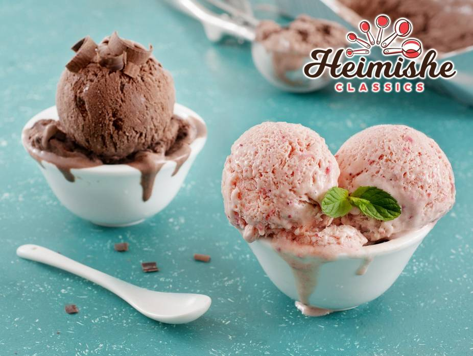 Basic Ice Cream with Variations