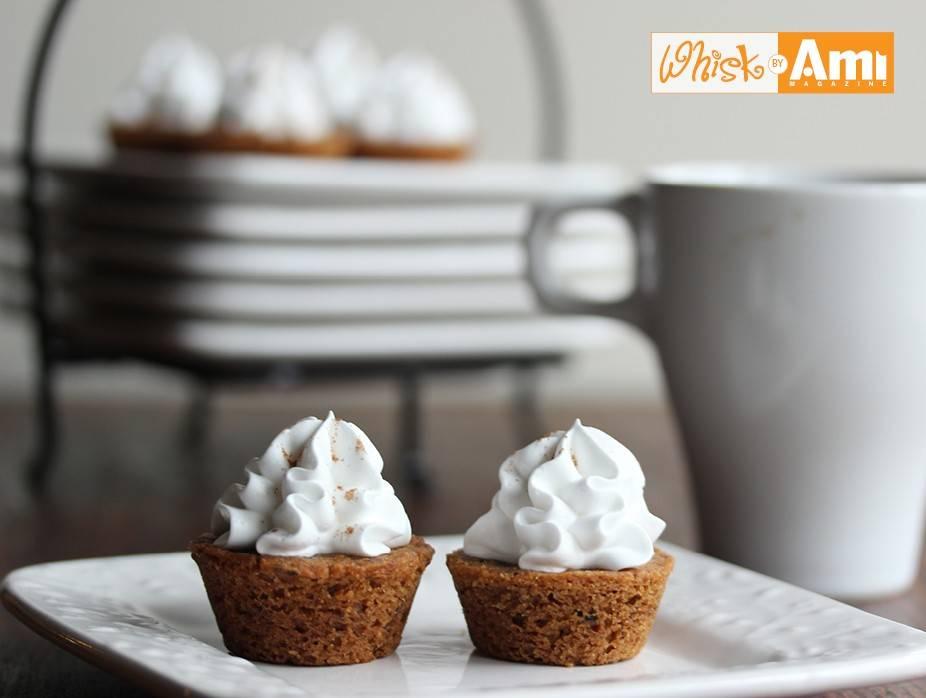 Cappuccino Cookie Cups