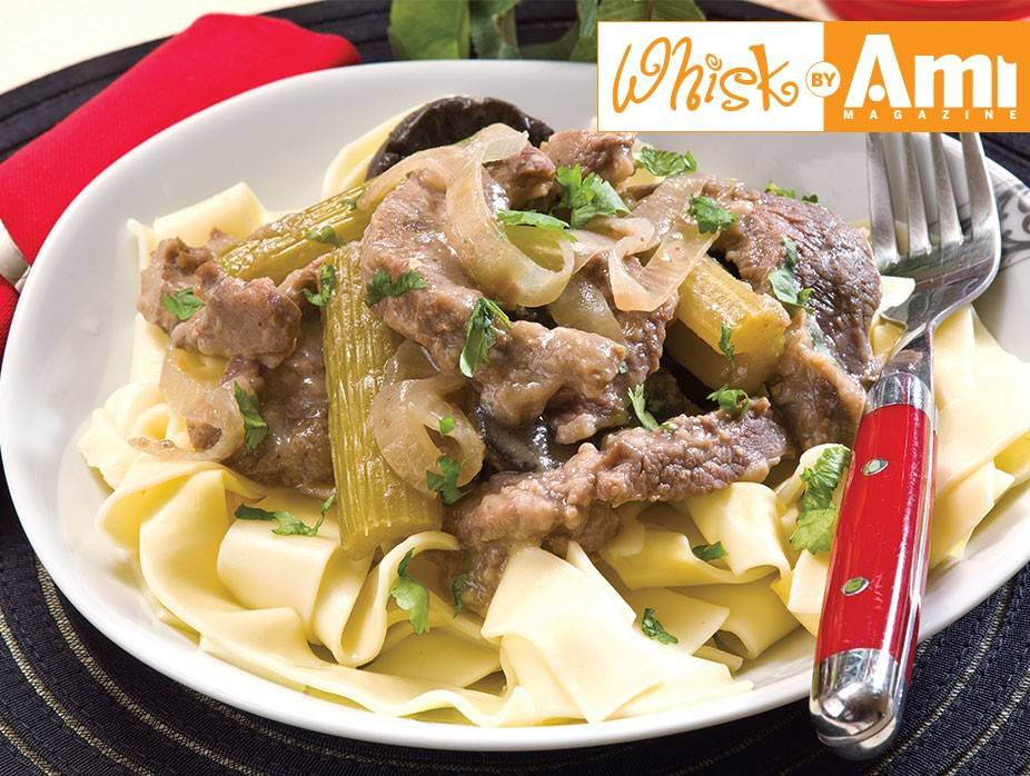 Crockpot chinese beef with egg noodles recipes kosher forumfinder Gallery