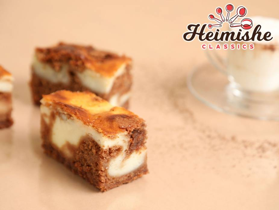 Chocolate-Cheese Squares