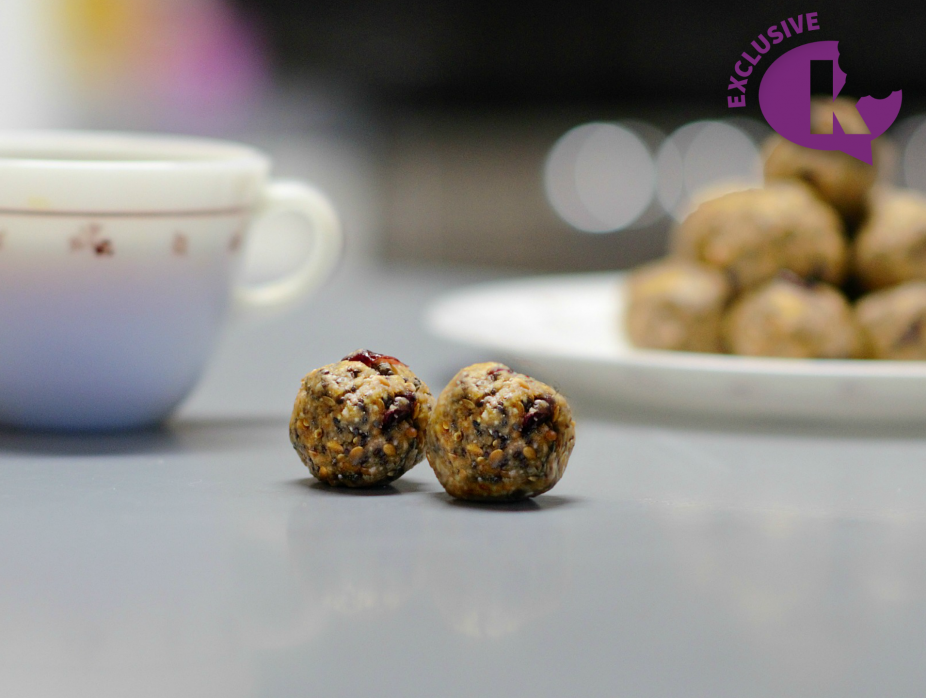 Health Is Best- Chia Seed Peanut Butter Balls