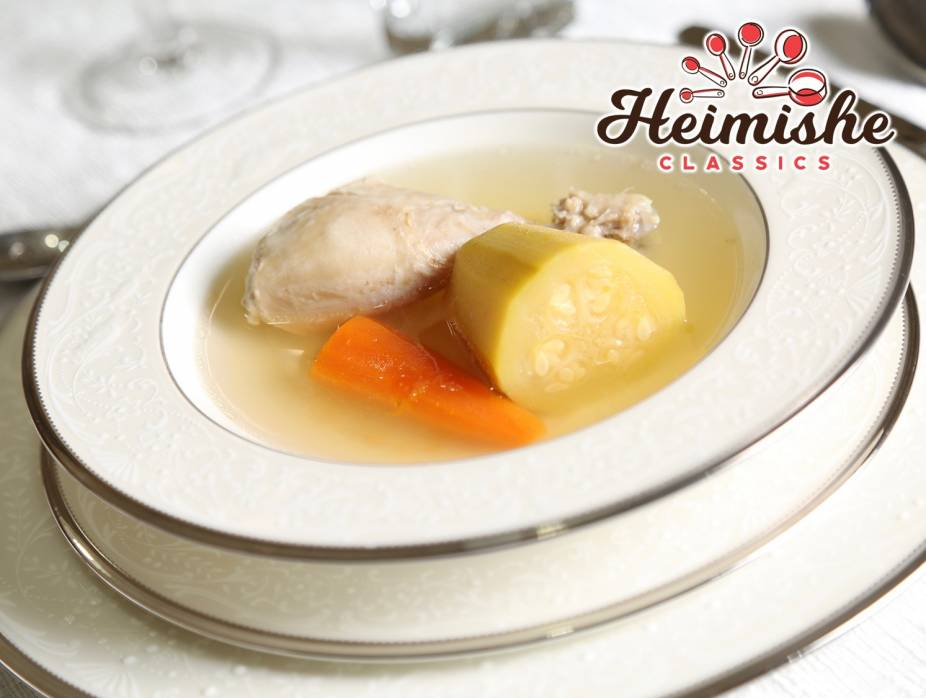 Classic Easy Chicken Soup