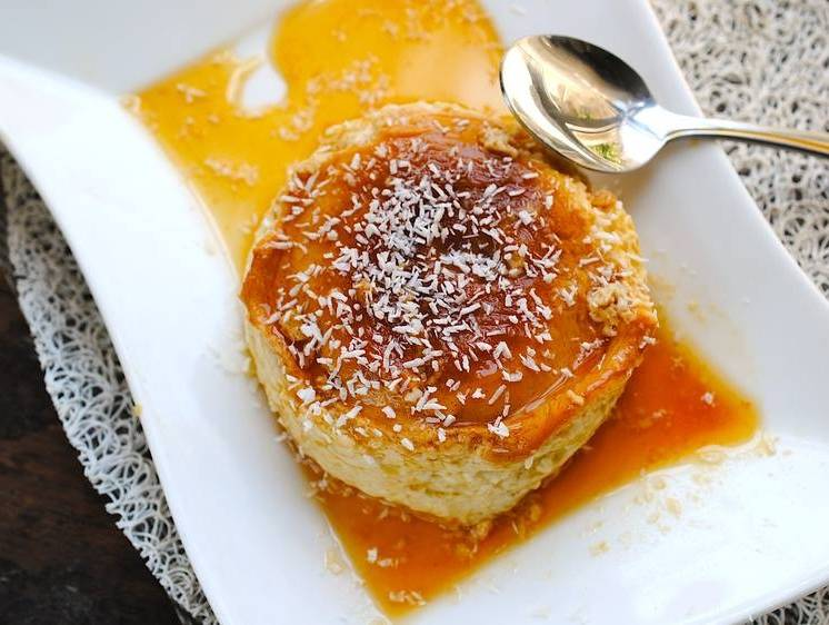 Coconut Flan | Recipes | Kosher.com