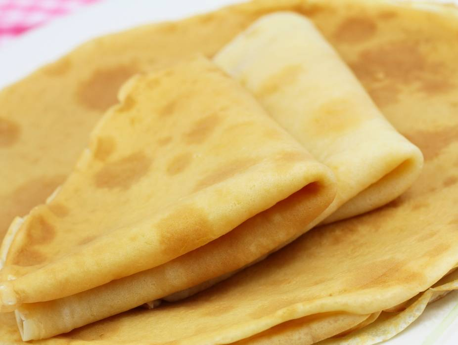 Basic Blintz Crêpes
