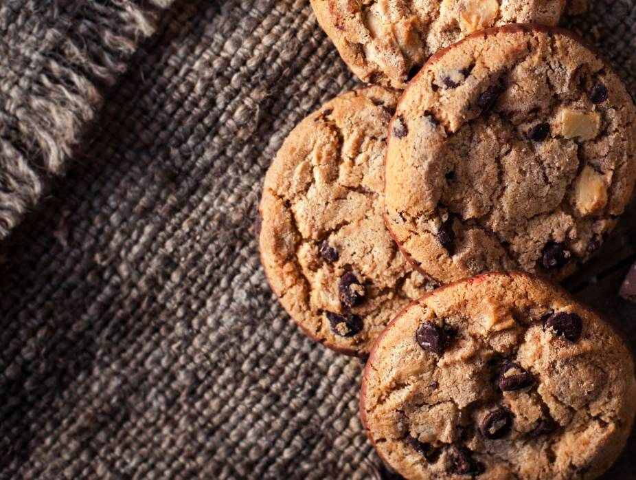 Evelyn's Chocolate Chip Cookies