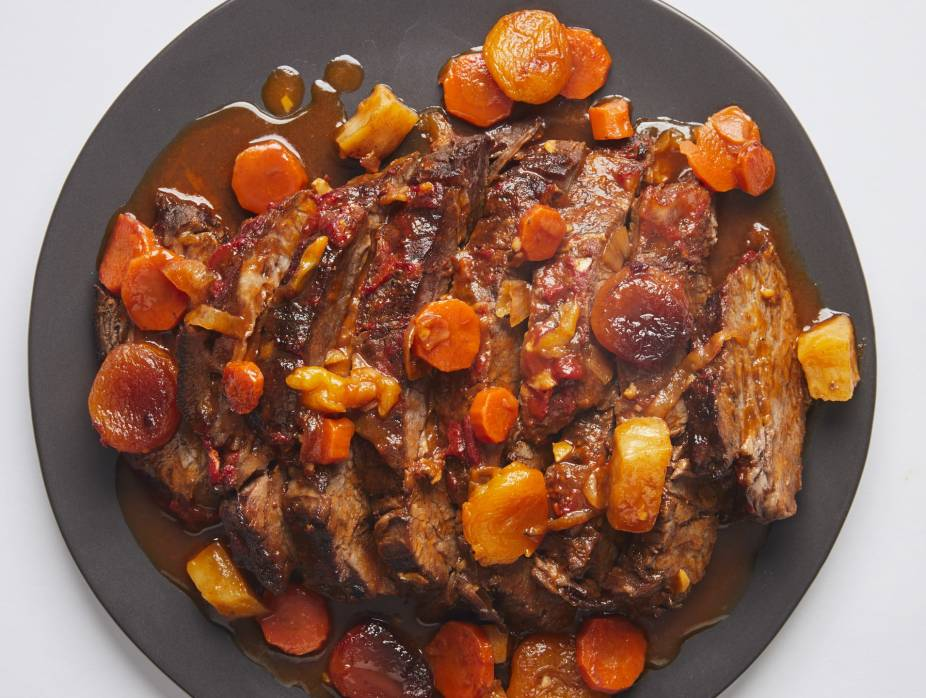 Sweet and Sour French Roast