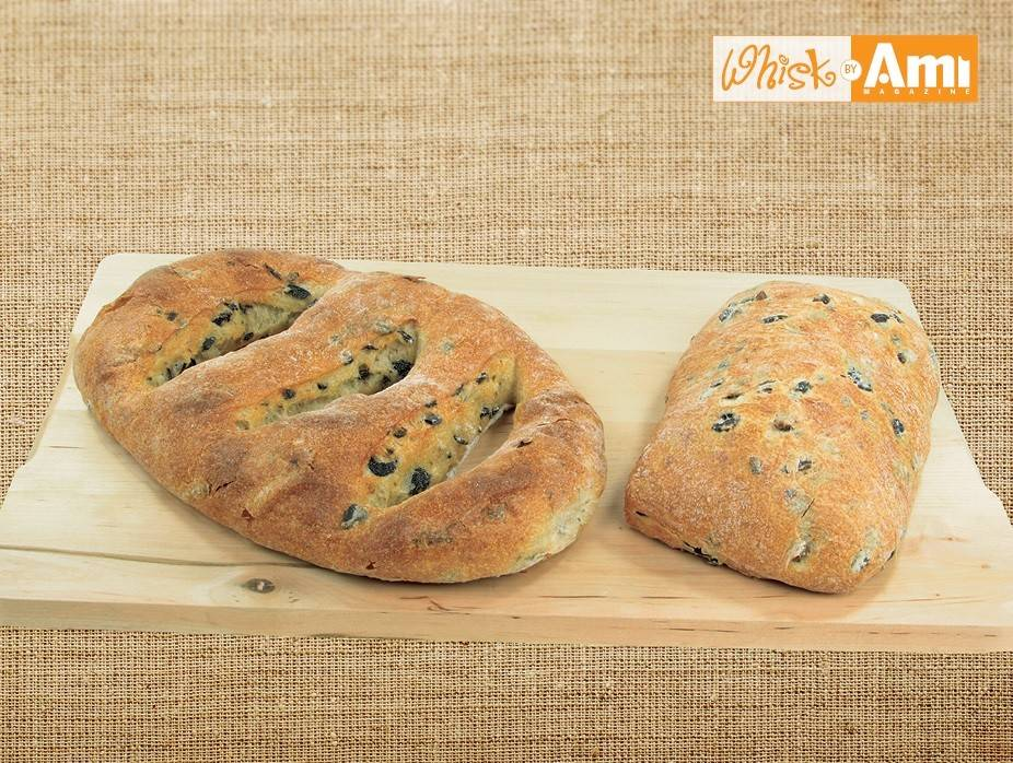 Fougasse (An Old Ladder Bread)