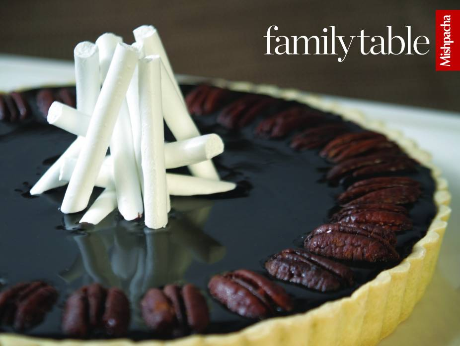 Extraordinary Chocolate Pie